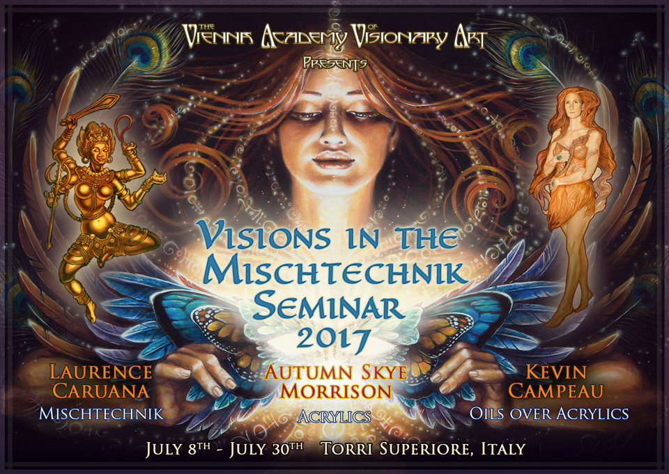 Join us for the Visions in the Mischtechnik Seminar 2017