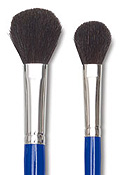 Blending brushes